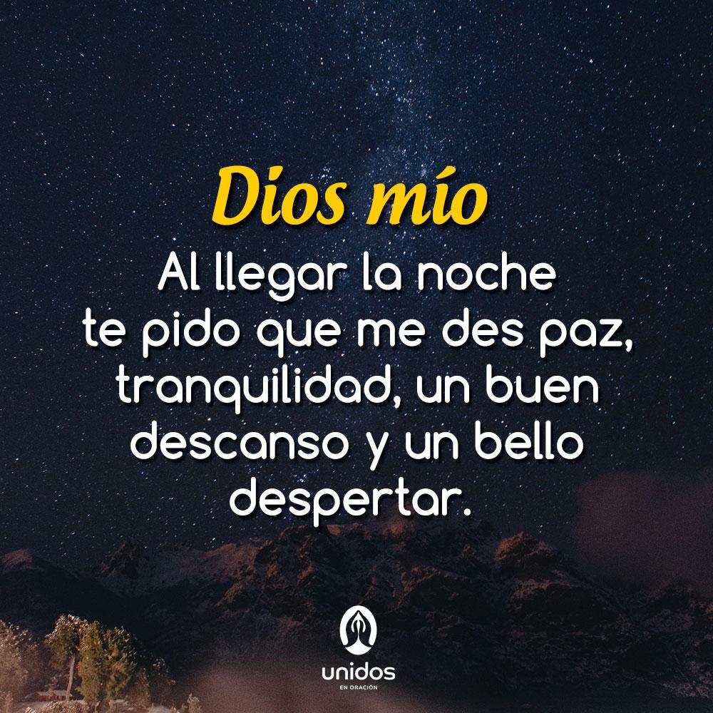 Oración de la noche 1