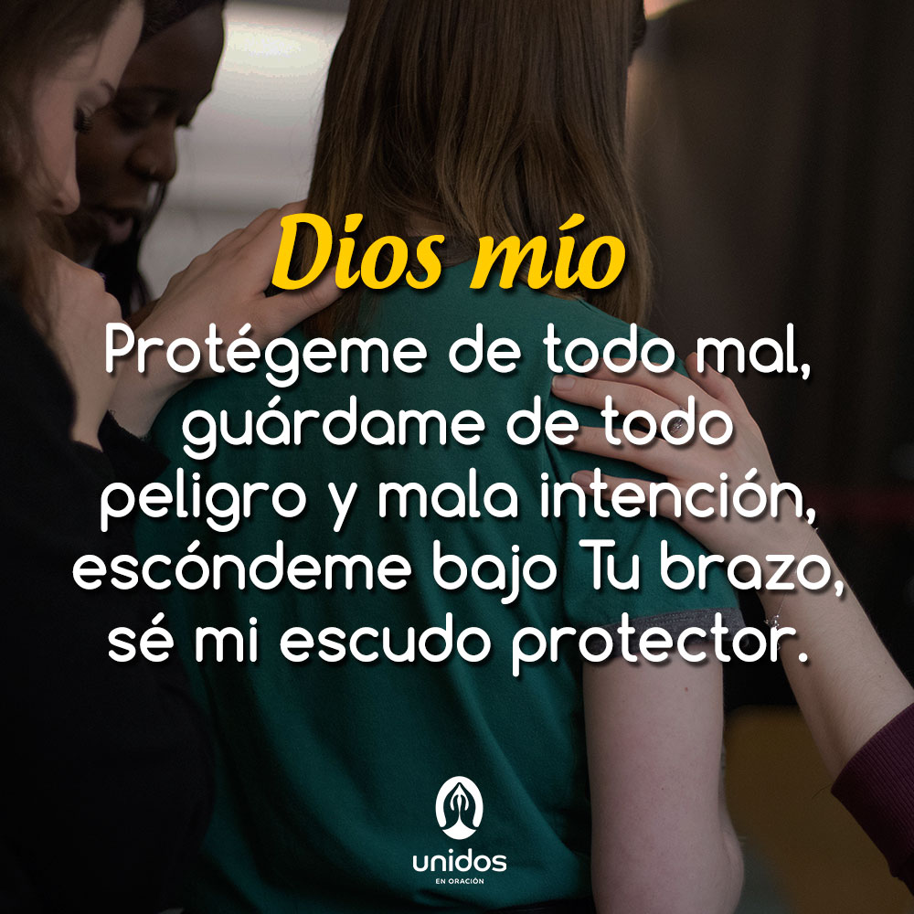 Oración de protección 2