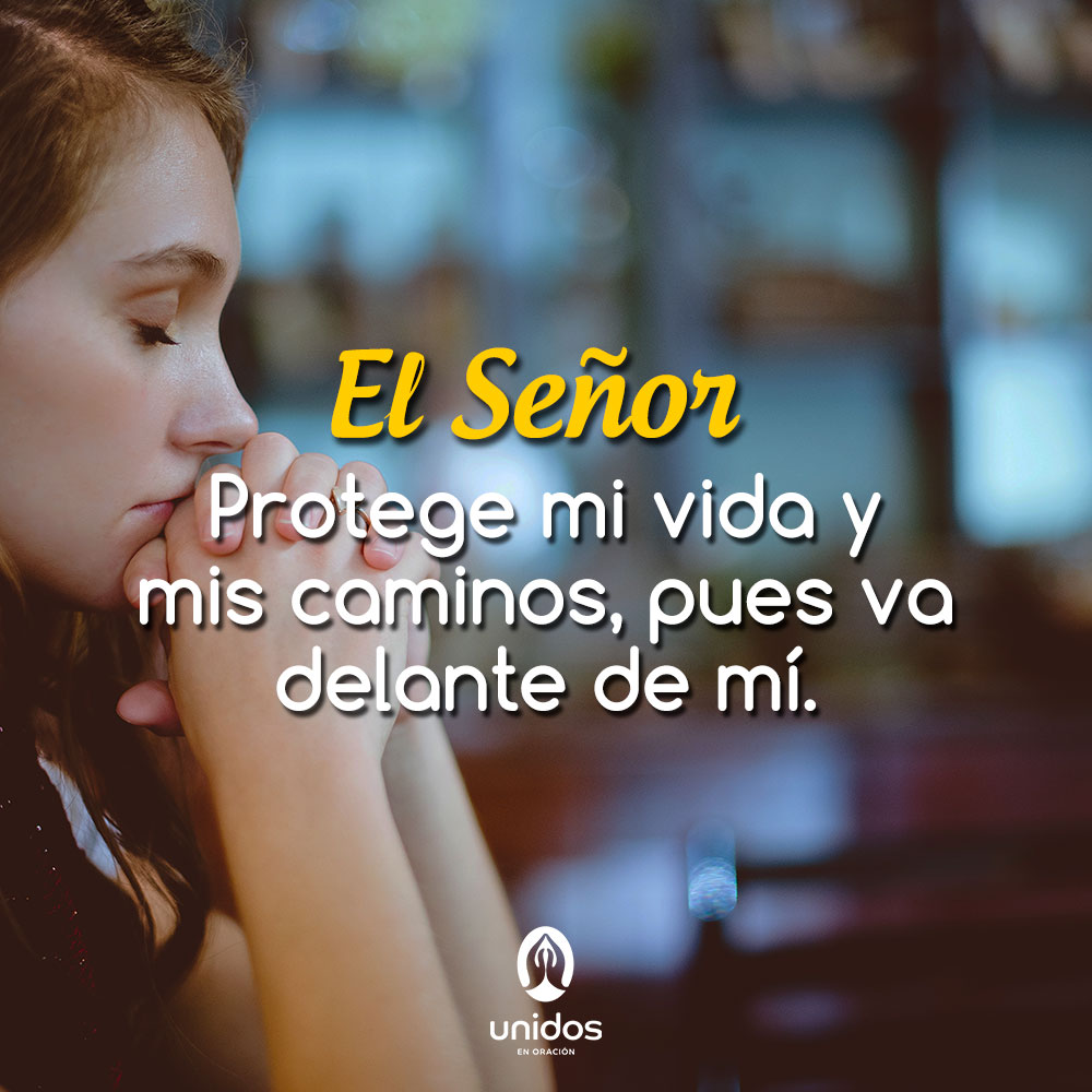 Oración de protección 3