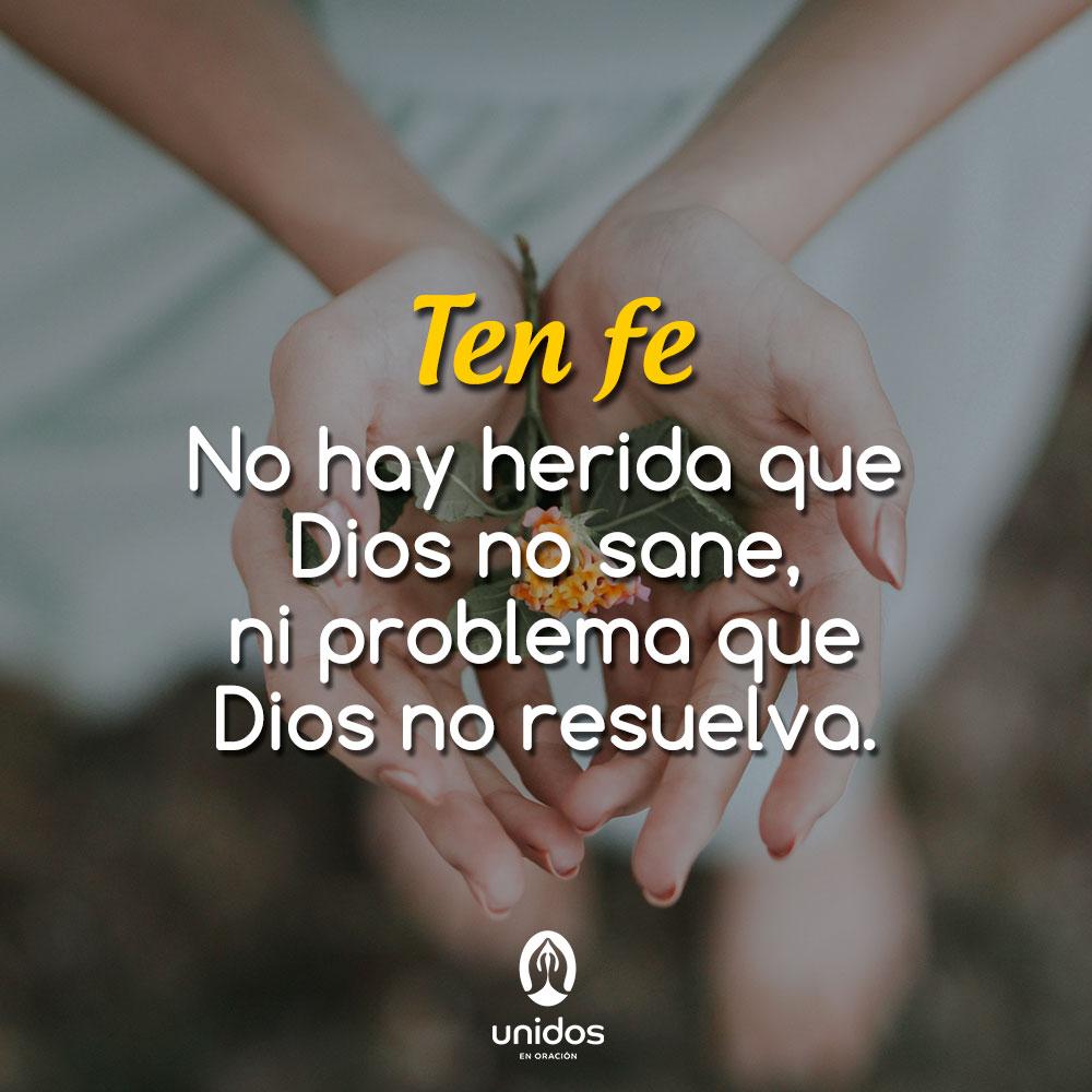 Oración de sanación 3