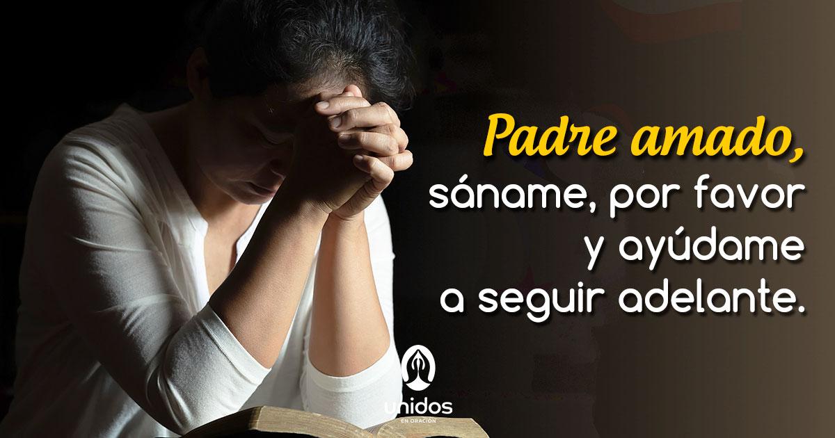 Oración de sanación
