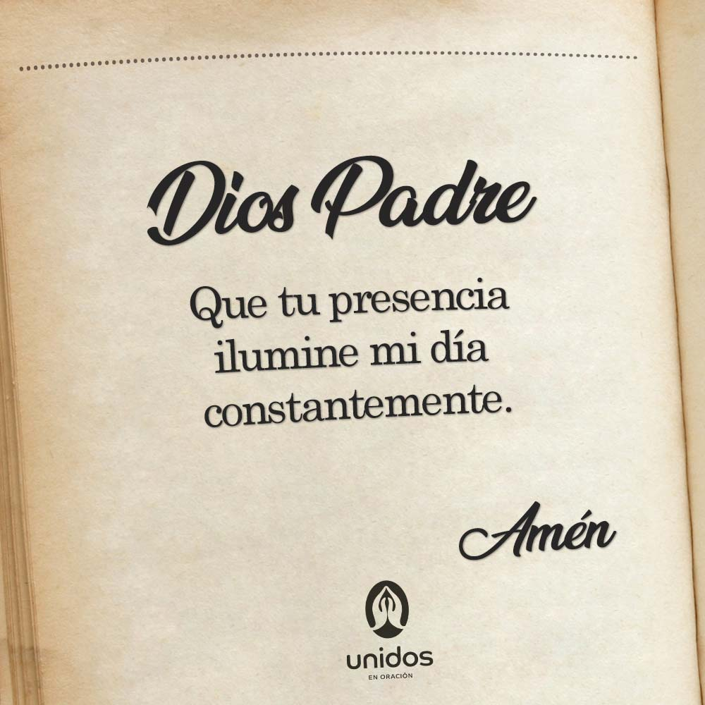 Oración de la mañana para el 10 de Diciembre
