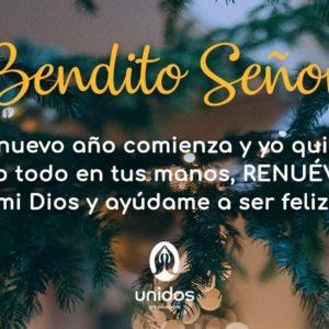 Oración por el Año Nuevo