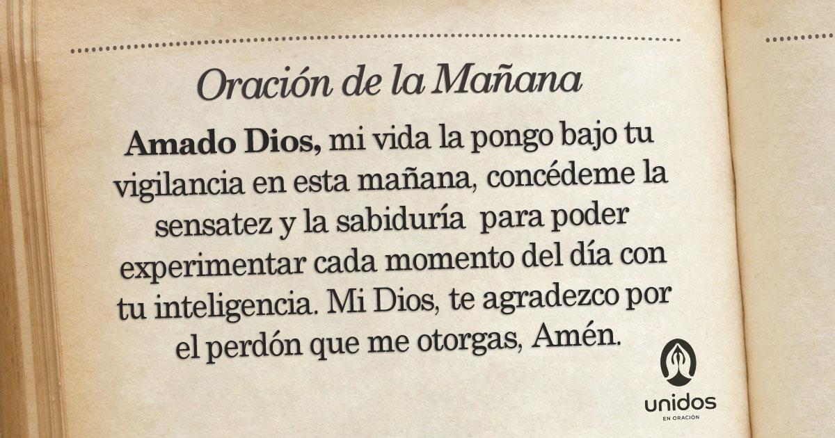 Oración De La Mañana Para El 10 De Febrero
