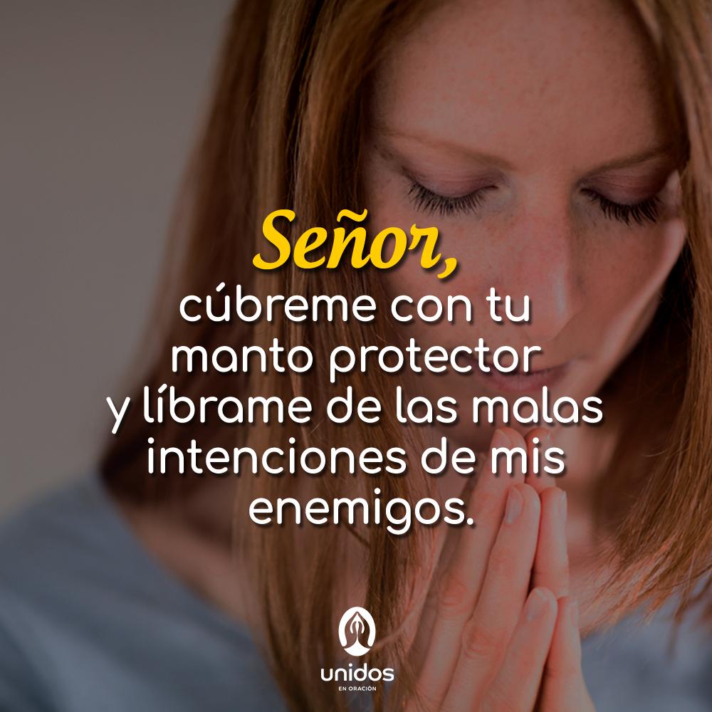 Oración para alejar la envidia y las malas intenciones
