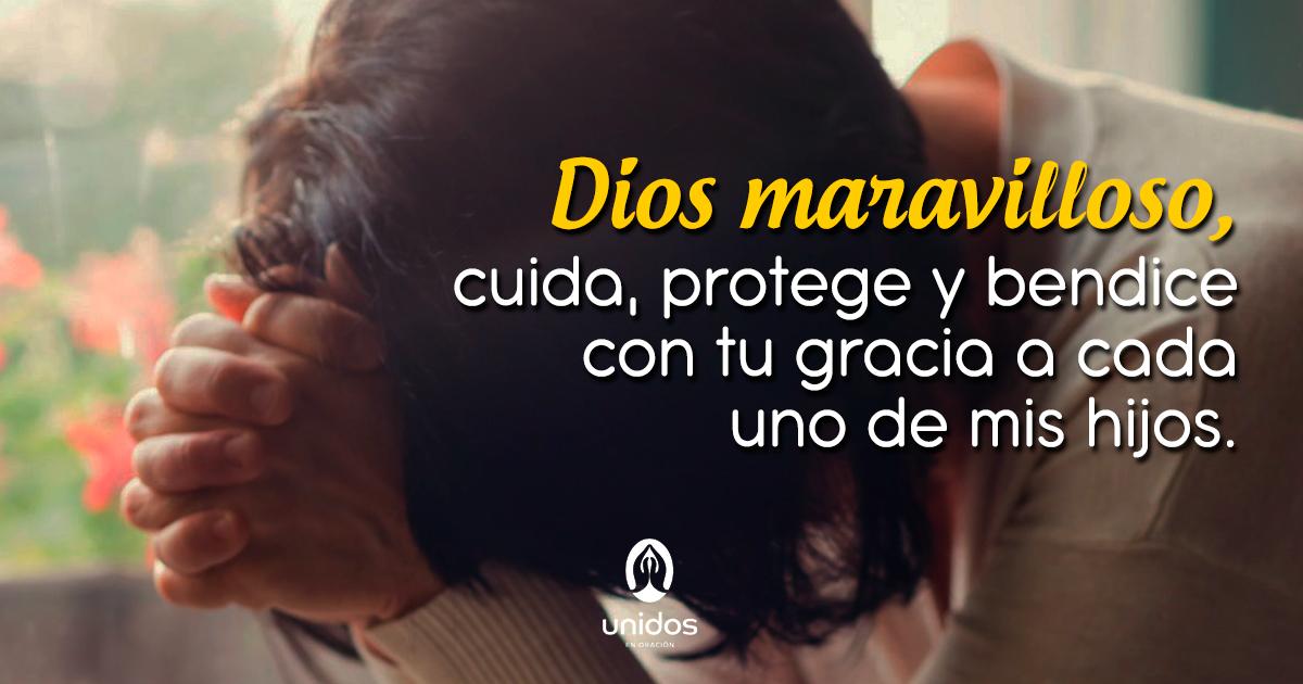 Oración por mis hijos