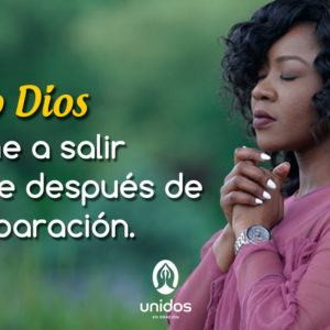 Oración para salir adelante después de una separación