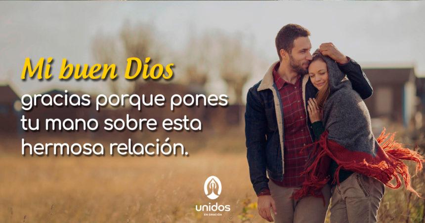 Oración para los enamorados