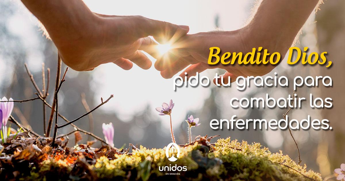 Oración poderosa para combatir las enfermedades