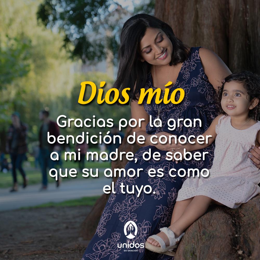 Oración por mi madre