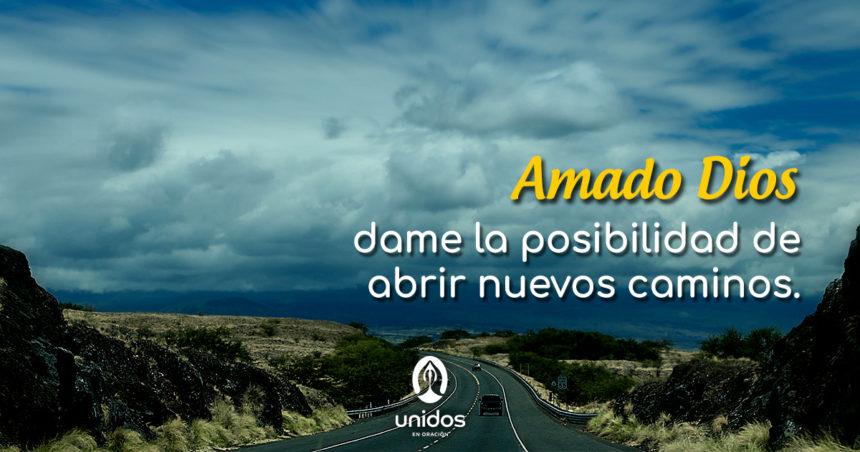 Oración para abrir nuevos caminos de éxito