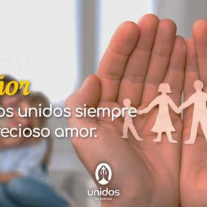 Oración para fortalecer la unión familiar