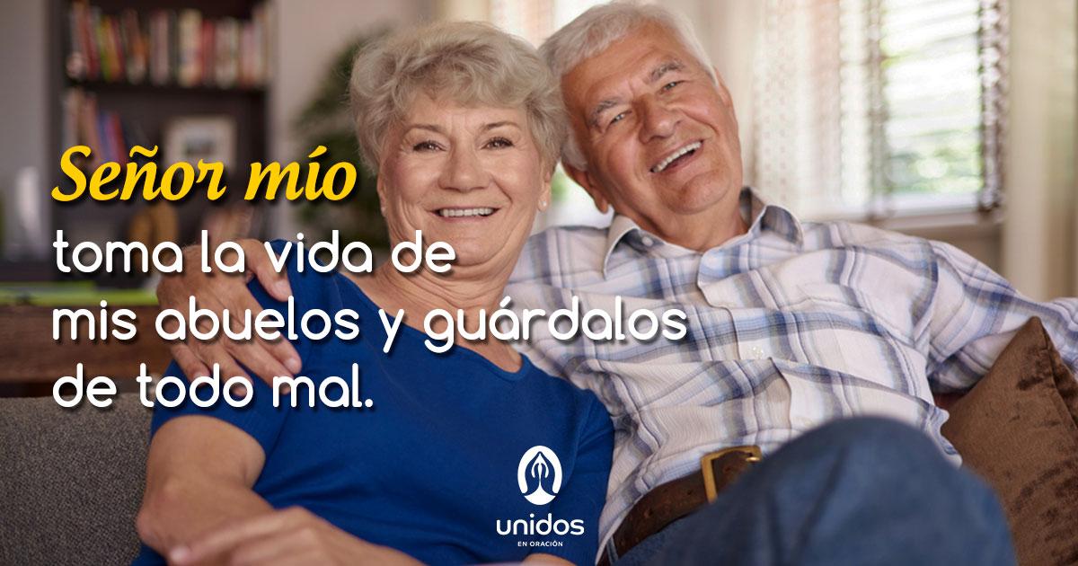 Oración por mis abuelos