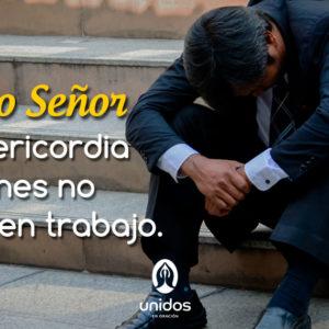 Oración por quienes no consiguen trabajo