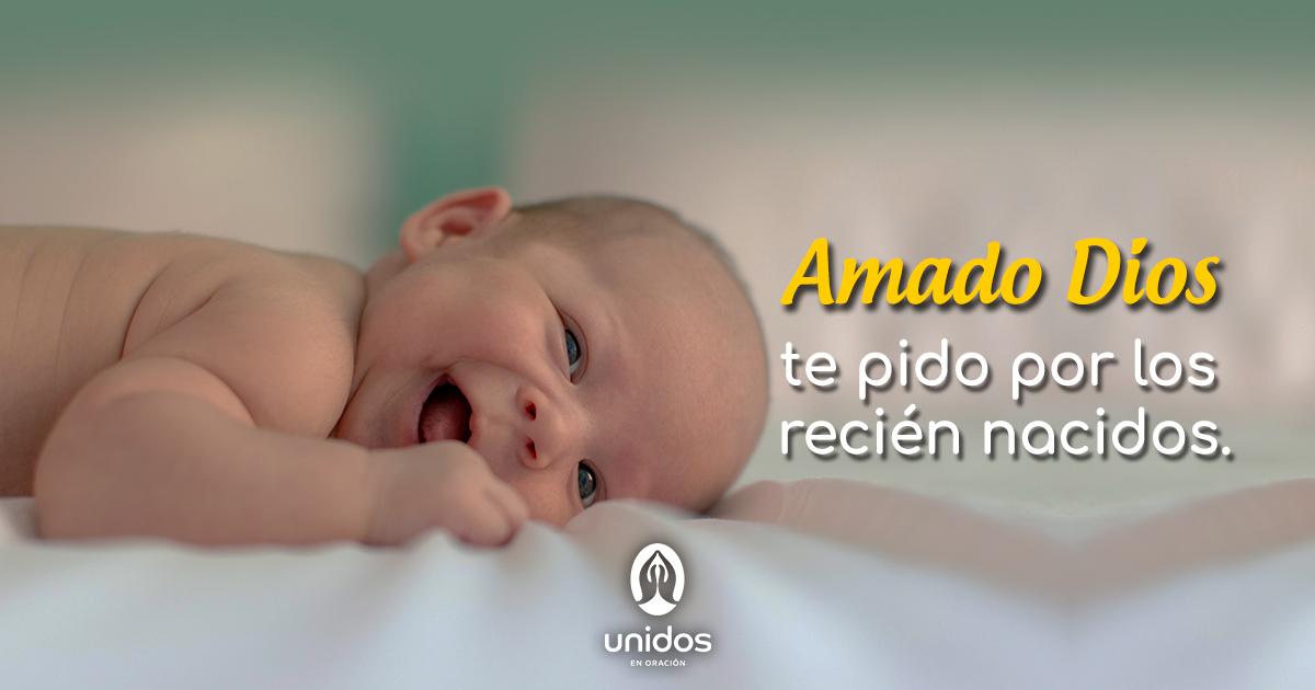 Oración por los recién nacidos