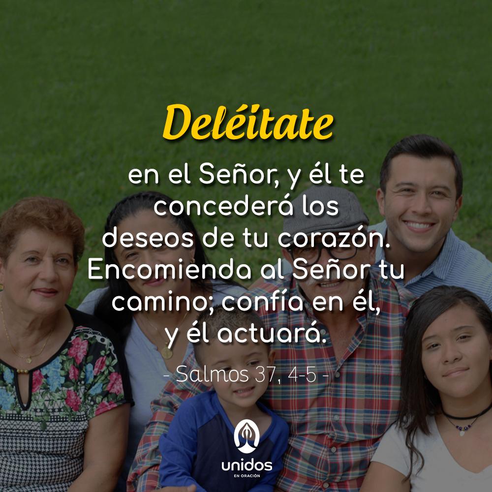 Oración para sembrar alegría en mi familia