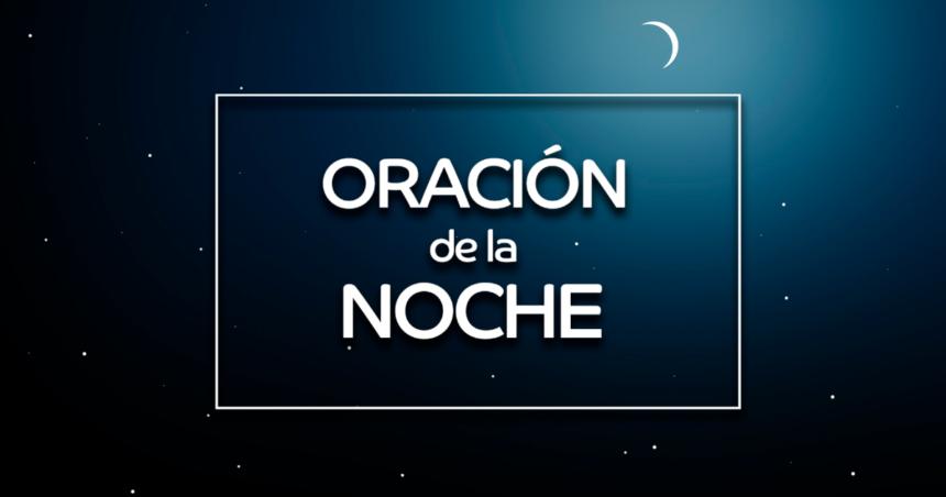 Oración de la noche para el 2 de Diciembre